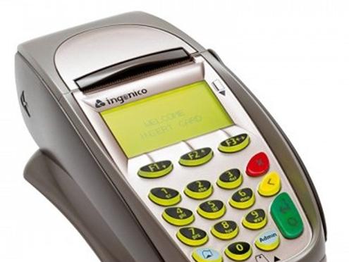Možnost platby platebním terminálem